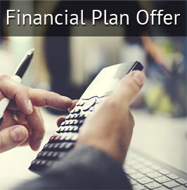 Financial / Retirement Plan Offer